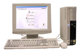ペリオセーバー2.0 ペリオセーバーmini ペリオセーバーBM  パソコンとソフトウエア