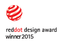 reddot design award winner2015